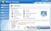 Скриншот Driver Checker