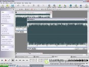 Скриншот WavePad Sound Editor
