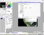 Paint Tool SAI скриншот 1
