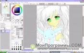 Paint Tool SAI скриншот 4