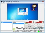 Скриншот Open broadcaster software
