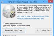 DVD Drive Repair скриншот 3