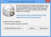 DVD Drive Repair скриншот 4