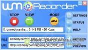 Скриншот WM Recorder