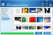 IPhone Backup Extractor скриншот 2