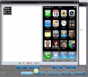 iPhone PC Suite скриншот 1