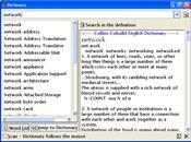 Dictionary.NET скриншот 4
