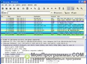 Скриншот Wireshark