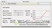 Macs Fan Control скриншот 1