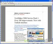 TextMaker Viewer скриншот 4