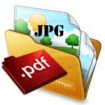 Программа для конвертации изображений Jpg to pdf Converter