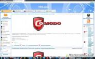 Скриншот Comodo Dragon