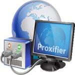 Программа для обхода ограничений на доступ к прокси-серверам Proxifier