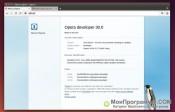 Скриншот Opera developer
