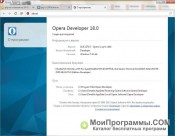 Opera Developer скриншот 3