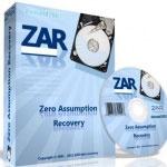 Программа для восстановления поврежденных данных Zero Assumption Recovery