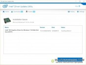 Intel Driver Update Utility скриншот 2