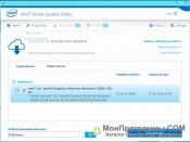 Intel Driver Update Utility скриншот 4