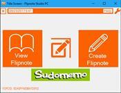 Flipnote Studio 3D скриншот 1
