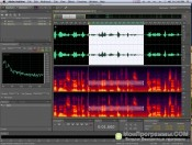 Скриншот Adobe Audition