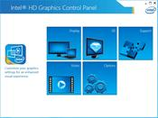 Intel HD Graphics скриншот 1