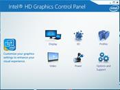 Intel HD Graphics скриншот 3