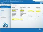 Intel HD Graphics скриншот 4