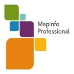 Программа для редактирования, создания карт MapInfo Professional