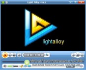 Скриншот Light Alloy