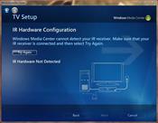 Windows Media Center скриншот 1