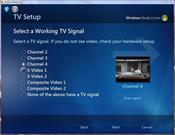 Windows Media Center скриншот 3