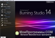 Ashampoo Burning Studio скриншот 2