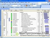 Microsoft Project скриншот 3