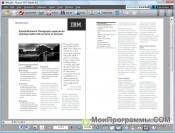 Скриншот Nuance PDF Reader
