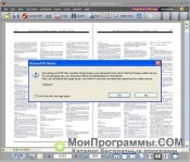Nuance PDF Reader скриншот 3