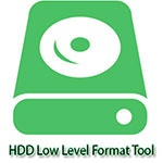HDD Low Level Format Tool для Windows 7