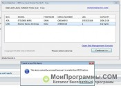 HDD Low Level Format Tool скриншот 4