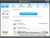Скриншот RegClean Pro