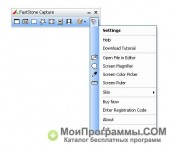 Скриншот FastStone Screen Capture