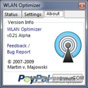 Скриншот WLAN Optimizer
