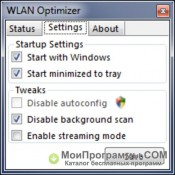 WLAN Optimizer скриншот 3