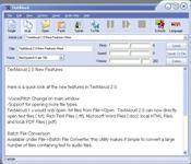 TextAloud скриншот 2