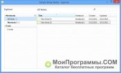 Simple Sticky Notes скриншот 4