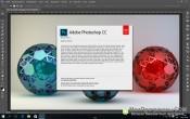 Скриншот Adobe Photoshop CC