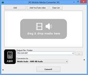 Mobile Media Converter скриншот 1