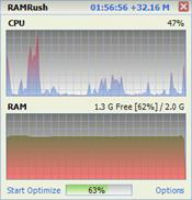 RAMRush скриншот 1