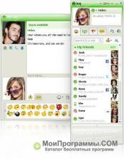 Скриншот ICQ 7
