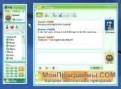 Скриншот ICQ 8