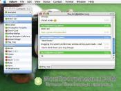 ICQ для Mac OS скриншот 1