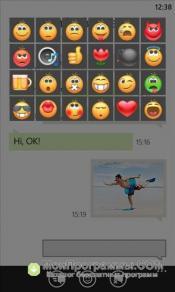 Скриншот ICQ для Windows XP